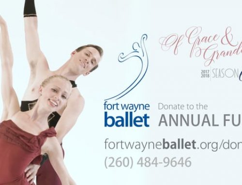 Fort Wayne Ballet – Annual Fund 2017