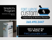 Fort Wayne Custom RX