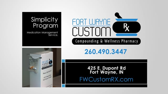 Fort Wayne Custom RX