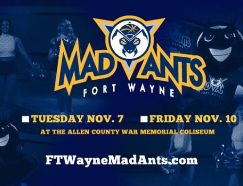 Fort Wayne Mad Ants 2017 Season Opener