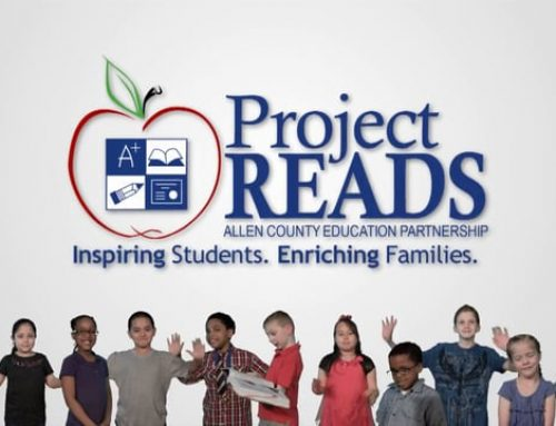 Project Reads – Larger Than Life