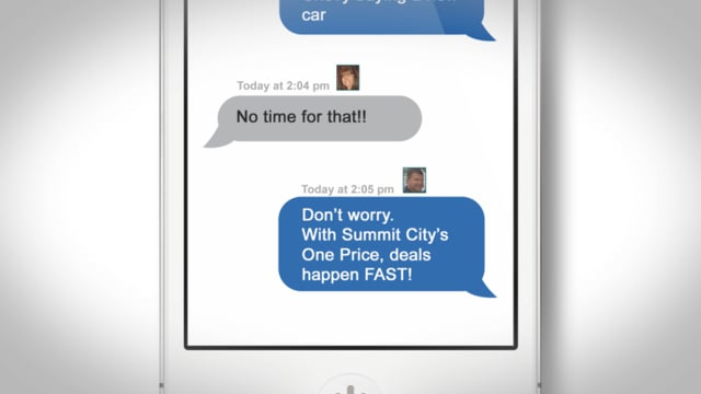 Summit City Chevrolet – Texting